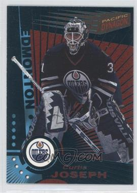 1997-98 Pacific Dynagon - [Base] - Emerald #49 - Curtis Joseph