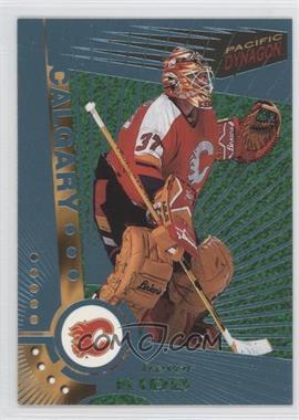 1997-98 Pacific Dynagon - [Base] - Ice Blue #18 - Trevor Kidd