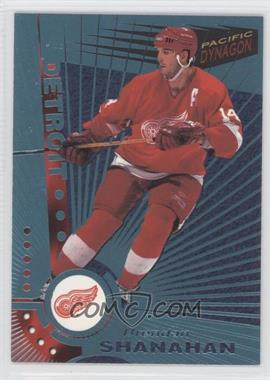 1997-98 Pacific Dynagon - [Base] - Ice Blue #44 - Brendan Shanahan