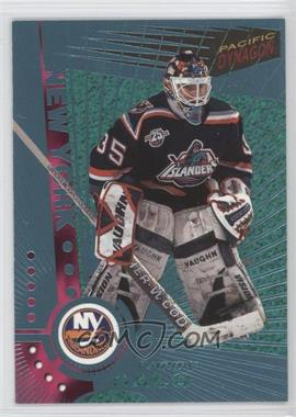1997-98 Pacific Dynagon - [Base] - Ice Blue #75 - Tommy Salo