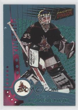 1997-98 Pacific Dynagon - [Base] - Ice Blue #96 - Nikolai Khabibulin