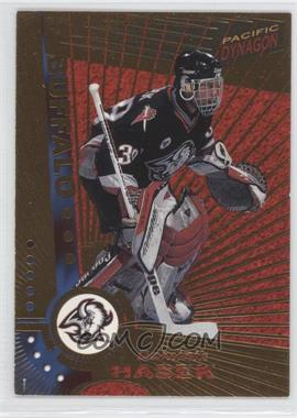1997-98 Pacific Dynagon - [Base] #10 - Dominik Hasek