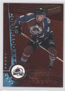 1997-98 Pacific Dynagon Copper #29 - Peter Forsberg