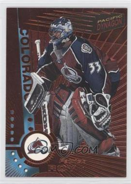 1997-98 Pacific Dynagon Copper #33 - Patrick Roy