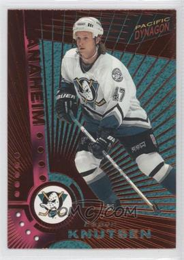 1997-98 Pacific Dynagon Copper #N/A - Espen Knutsen