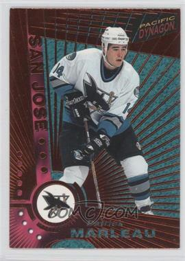 1997-98 Pacific Dynagon Copper #ROOKIE - Patrick Marleau