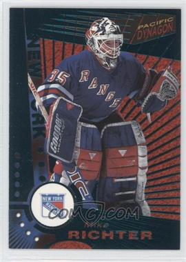 1997-98 Pacific Dynagon Emerald #82 - Mike Richter
