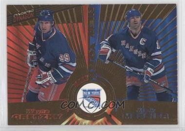 1997-98 Pacific Dynagon Gold #140 - Wayne Gretzky