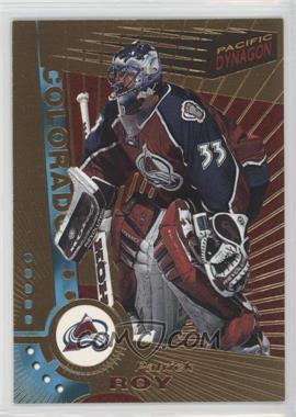 1997-98 Pacific Dynagon Gold #33 - Patrick Roy