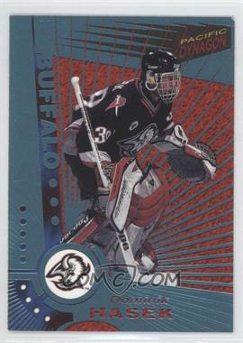 1997-98 Pacific Dynagon Ice Blue #10 - Dominik Hasek