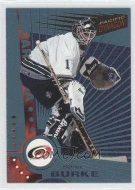 1997-98 Pacific Dynagon Ice Blue #20 - Sean Burke