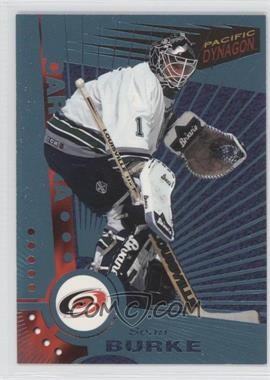 1997-98 Pacific Dynagon Ice Blue #20 - Sean Burke