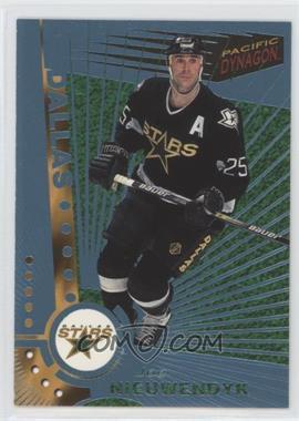 1997-98 Pacific Dynagon Ice Blue #38 - Joe Nieuwendyk