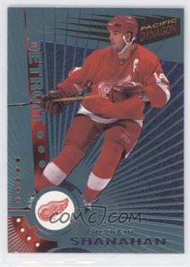 1997-98 Pacific Dynagon Ice Blue #44 - Brendan Shanahan