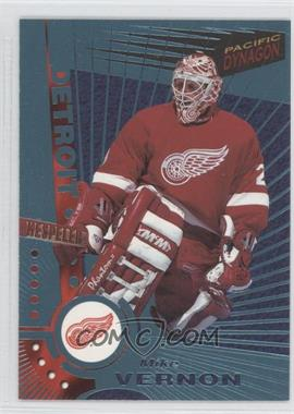 1997-98 Pacific Dynagon Ice Blue #45 - Mike Vernon