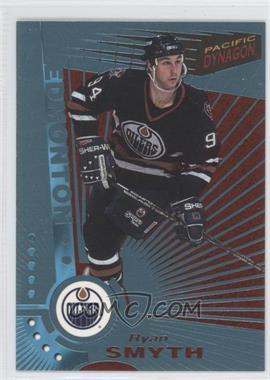 1997-98 Pacific Dynagon Ice Blue #51 - Ryan Smyth