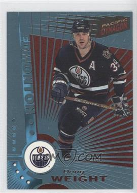1997-98 Pacific Dynagon Ice Blue #52 - Doug Weight