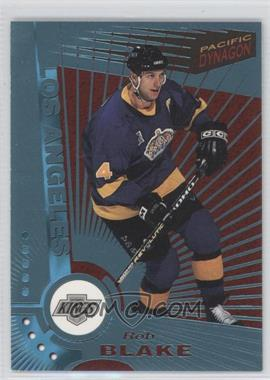 1997-98 Pacific Dynagon Ice Blue #58 - Rob Blake