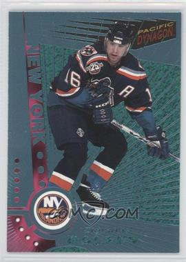 1997-98 Pacific Dynagon Ice Blue #74 - Ziggy Palffy