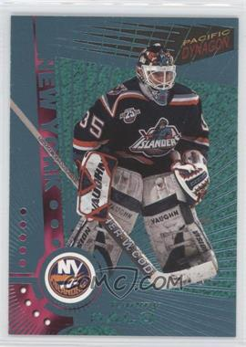 1997-98 Pacific Dynagon Ice Blue #75 - Tommy Salo