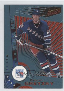 1997-98 Pacific Dynagon Ice Blue #78 - Wayne Gretzky