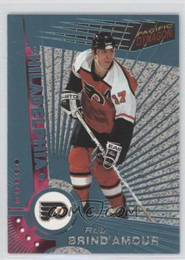 1997-98 Pacific Dynagon Ice Blue #88 - Rod Brind'Amour
