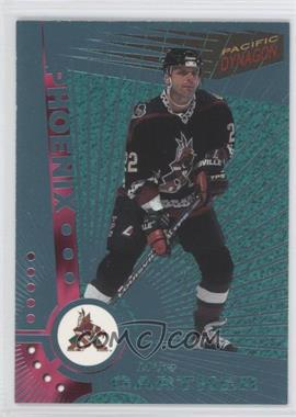 1997-98 Pacific Dynagon Ice Blue #95 - Mike Gartner