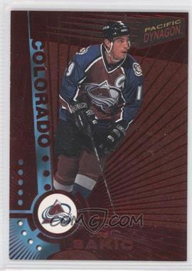 1997-98 Pacific Dynagon Red #34 - Joe Sakic