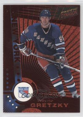 1997-98 Pacific Dynagon Red #78 - Wayne Gretzky