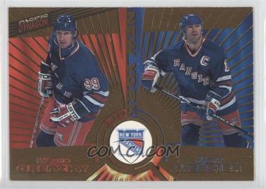 1997-98 Pacific Dynagon #140 - Wayne Gretzky
