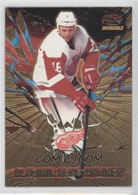 1997-98 Pacific Invincible [???] #13 - Vladimir Konstantinov