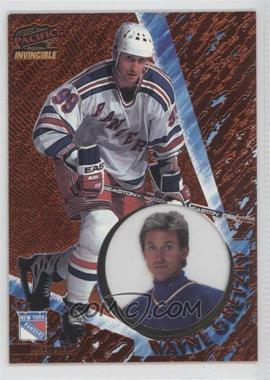 1997-98 Pacific Invincible Copper #86 - Wayne Gretzky