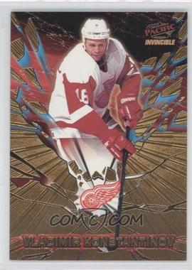 1997-98 Pacific Invincible Featured Performers #13 - Vladimir Konstantinov