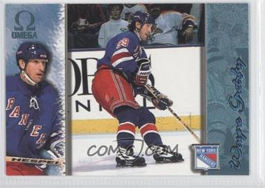 1997-98 Pacific Omega - [Base] - Ice Blue #145 - Wayne Gretzky
