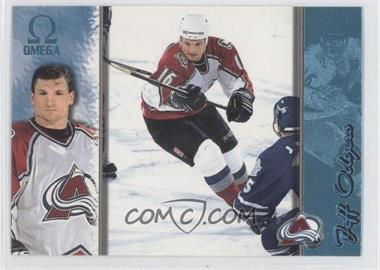 1997-98 Pacific Omega - [Base] - Ice Blue #62 - Jeff Odgers