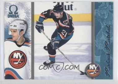 1997-98 Pacific Omega Ice Blue #141 - Robert Reichel