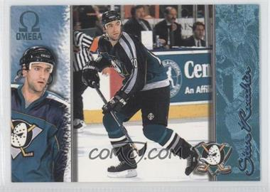 1997-98 Pacific Omega Ice Blue #5 - Steve Rucchin