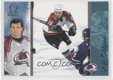 1997-98 Pacific Omega Ice Blue #62 - Jeff Odgers