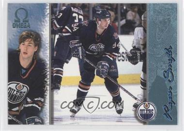 1997-98 Pacific Omega Ice Blue #95 - Ryan Smyth