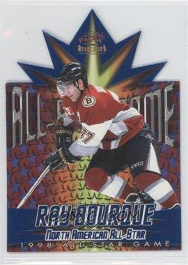 1997-98 Pacific Revolution - 1998 All-Star Game #2 - Ray Bourque