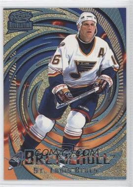 1997-98 Pacific Revolution - [Base] - Ice Blue #121 - Brett Hull