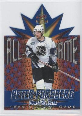 1997-98 Pacific Revolution [???] #6 - Peter Forsberg