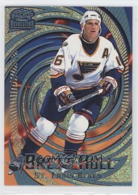 1997-98 Pacific Revolution Ice Blue #121 - Brett Hull