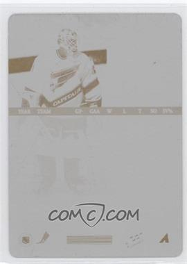 1997-98 Pinnacle - [Base] - Printing Plate Yellow Back #N/A - [Missing] /1