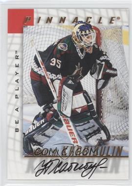 1997-98 Pinnacle Be A Player - [Base] - Autographs [Autographed] #13 - Nikolai Khabibulin
