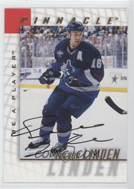 1997-98 Pinnacle Be A Player - [Base] - Autographs [Autographed] #9 - Trevor Linden