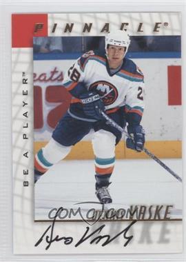 1997-98 Pinnacle Be A Player Autographs [Autographed] #120 - Dennis Vaske