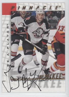 1997-98 Pinnacle Be A Player Autographs [Autographed] #122 - Jay McKee