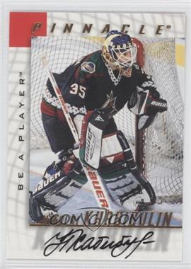 1997-98 Pinnacle Be A Player Autographs [Autographed] #13 - Nikolai Khabibulin