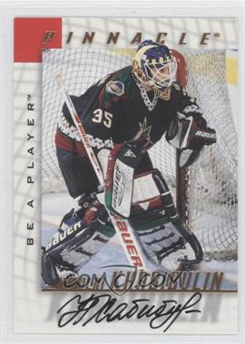 1997-98 Pinnacle Be A Player Autographs [Autographed] #13 - Nikolai Khabibulin